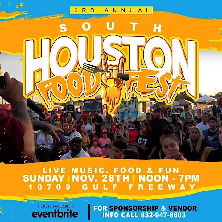 South Houston Food Fest image