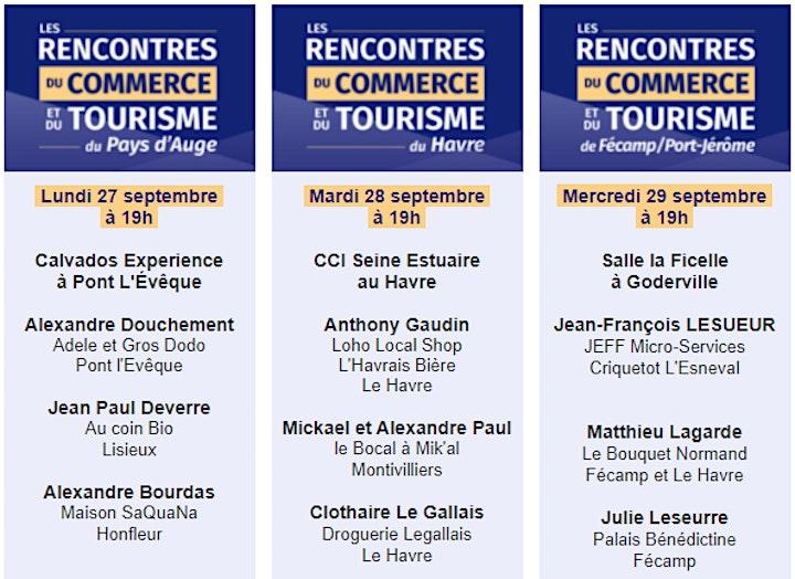 Image pour CCI - Les Rencontres du Commerce et du Tourisme