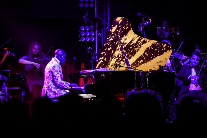 OKIEM & The Infinity Orchestra LIVE image