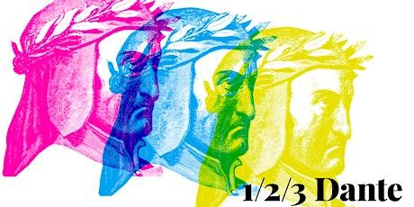 Un, due, tre Dante! Giornate Europee del Patrimonio 2021 in BNCF biglietti