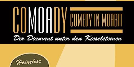 Comoady - Comedy in Moabit tickets