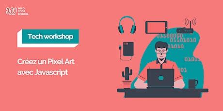 Online Tech Workshop - Initiation au code informatique billets