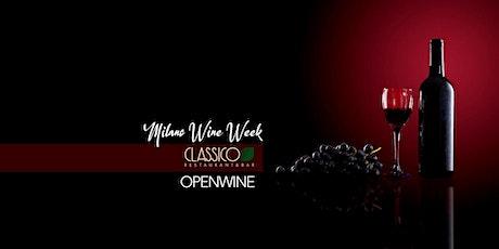 Milano Wine Week 2021 - Openwine al Classico! biglietti