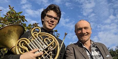 Kammerkonzert mit Horn und Klavier Tickets