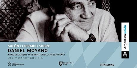 SALÓN LITERARIO SOBRE DANIEL MOYANO tickets