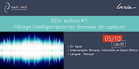 RDV techno #7: Filtrage intelligent pour les données de capteurs billets