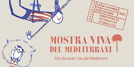 Arts de Carrer del Mediterrani entradas