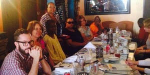 Artists Lunch & Lecture (CONTINUUM WPB Brunch-Style)