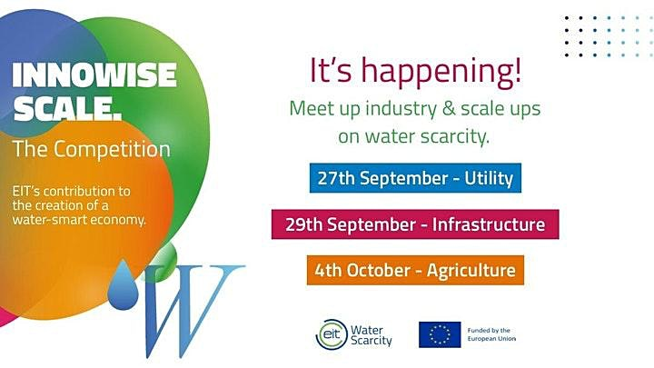 InnoWise Scale Competition on Water Scarcity: Infrastructure's case study image