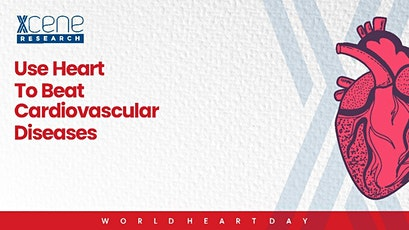 USE HEART TO BEAT CARDIOVASCULAR DISEASES tickets