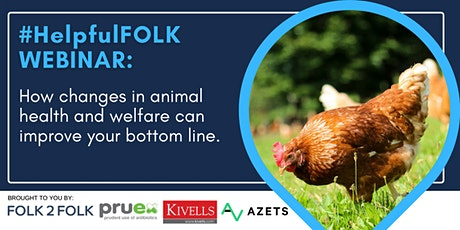 How changes in animal health and welfare can improve your bottom line. tickets