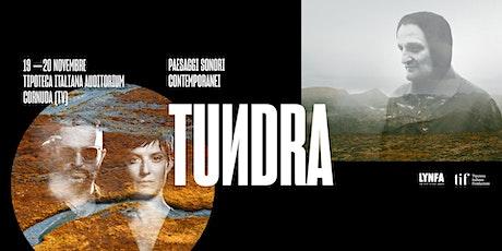 Pan•American live X TUNDRA @ Tipoteca Italiana tickets