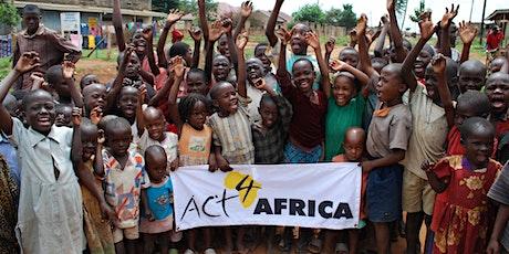 20th Anniversary Celebration  & Virtual Tour of Uganda - Act4Africa billets