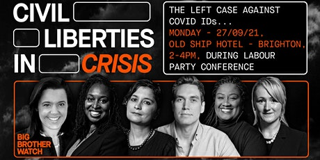 Civil Liberties in a Crisis : the left case against Covid IDs tickets