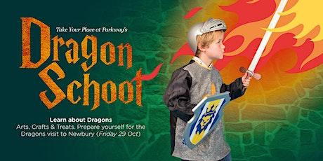 Dragon School - Halloween tickets
