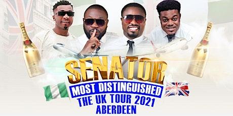 Senator (Most Distinguished) tickets