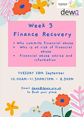 Funderbirds: Financial Recovery tickets