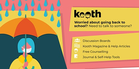 Kooth Transition Support for Parents & Carers (Solihull) tickets