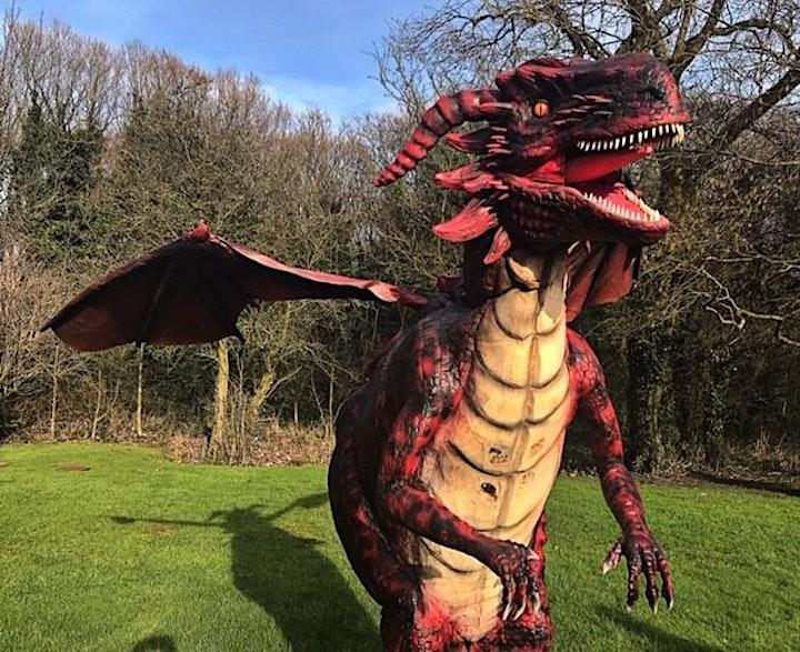 Dragon School - Halloween image