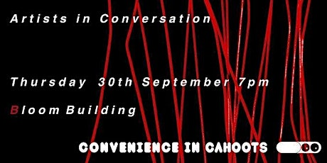 Artists in Conversation: Patric Rogers & Angelo Madonna tickets