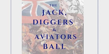 The Jack, Diggers & Aviators Ball tickets
