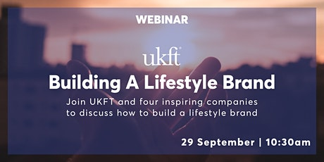 Building  A Lifestyle Brand tickets
