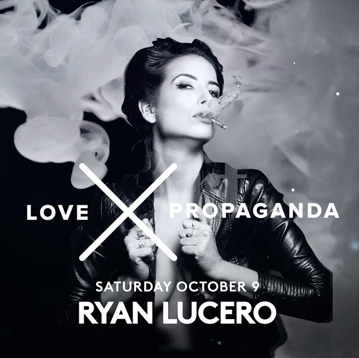 Free Tickets for Love + Propaganda.  World Famous DJs at SF's #1 Dance Club image