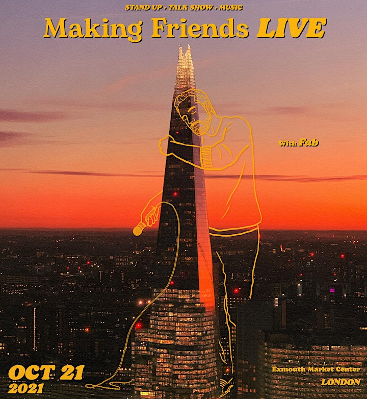 Making Friends Live image