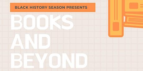 Camden Black History Season: Books and Beyond tickets