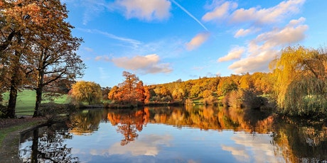 Autumn photography workshop at Chartwell 19 October 2021 tickets