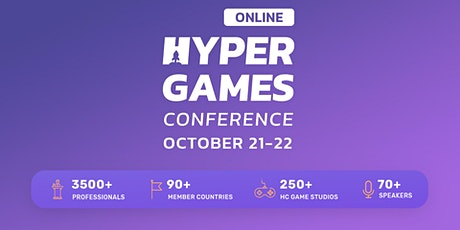 Hyper Games Conference tickets