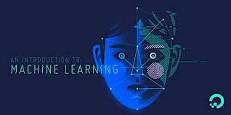 Machine Learning- Free Webinar tickets