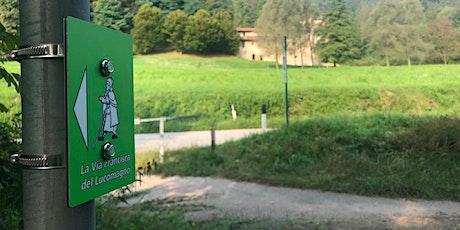 IN CAMMINO TRA MEDIOEVO E MODERNITÀ - La Via Francisca del Lucomagno biglietti