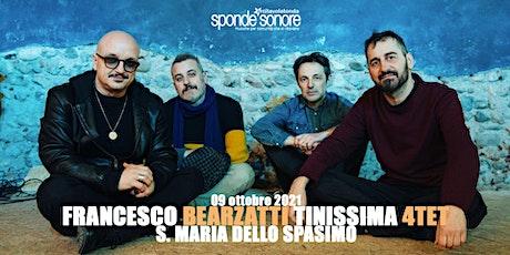 Francesco Bearzatti Tinissima 4tet tickets