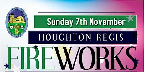 Houghton Regis Fireworks Display tickets