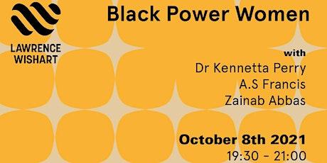 Black Power Women tickets