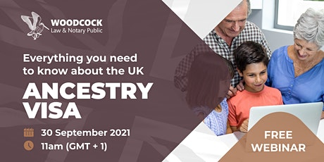 Everything you need to know about the UK Ancestry visa tickets