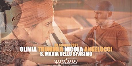Olivia Trummer & Nicola Angelucci tickets