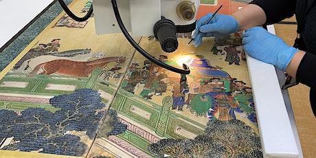 Preserving Korean Pictorial Art & the History of Hanji tickets