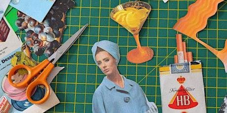 Vintage Collage Workshop in Battersea tickets