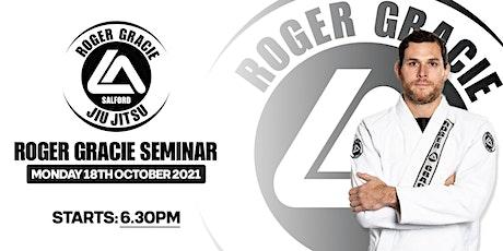 Roger Gracie Seminar - RGA Salford tickets