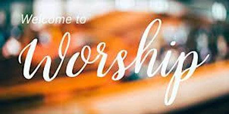 Sunday Worship with Rev Aian Ferguson inc Sunday School & Bible Class tickets