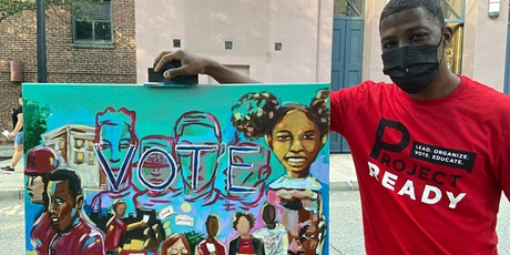 Art Face-Off x Project Ready: My Power, My Community, My Vote tickets