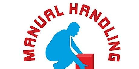 Manual Handling Course Dublin Tuesday 50€ tickets