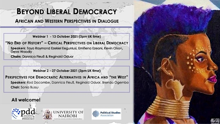 Beyond Liberal Democracy: African & Western Perspectives in Dialogue/Sem 2 image