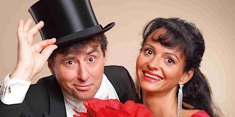 Operetten zum Kaffee - Weihnachten mit Alenka & Frank Tickets