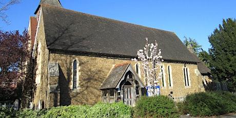 8.45am Mass Sunday 10th October tickets