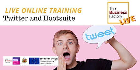 Twitter for Business 1PM tickets