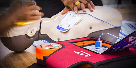 Basic Life Support BLS CPR Training Dublin Wednesdays tickets