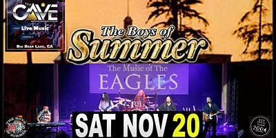 Boys of Summer – Eagles Tribute Band